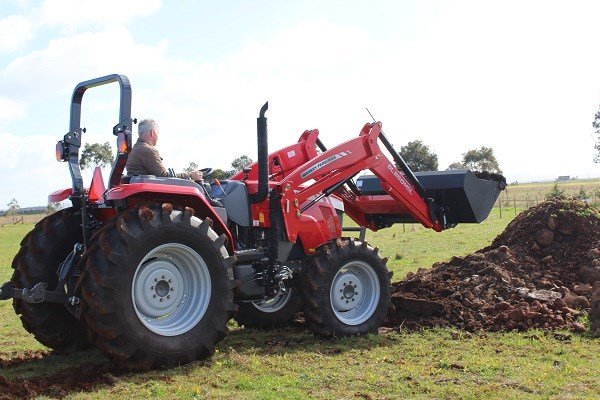 Massey Ferguson MF4609 tractor MF4600 series review