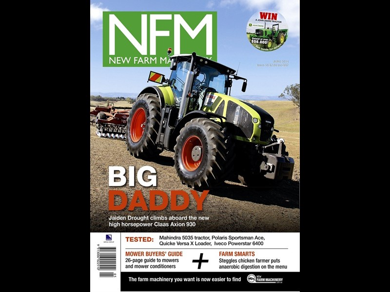 NFM 010 Front cover