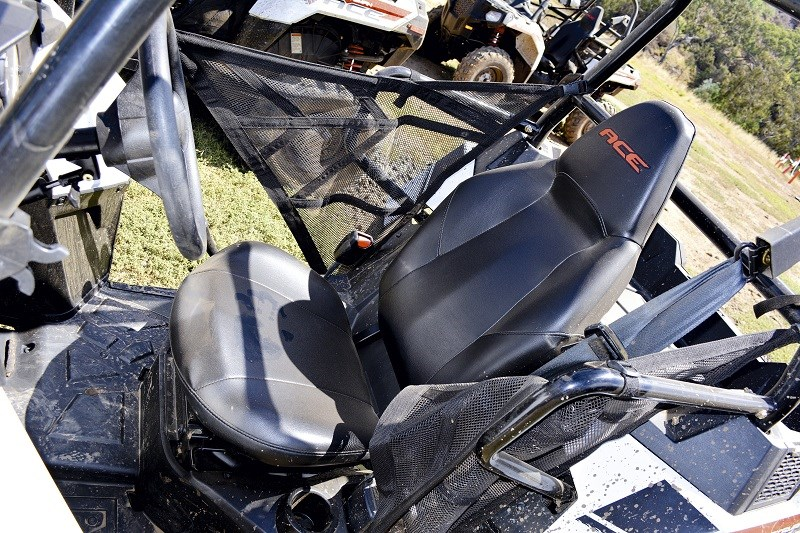 PolarisSportsmanACE 6 driver seat