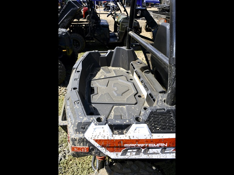 PolarisSportsmanACE rear tray