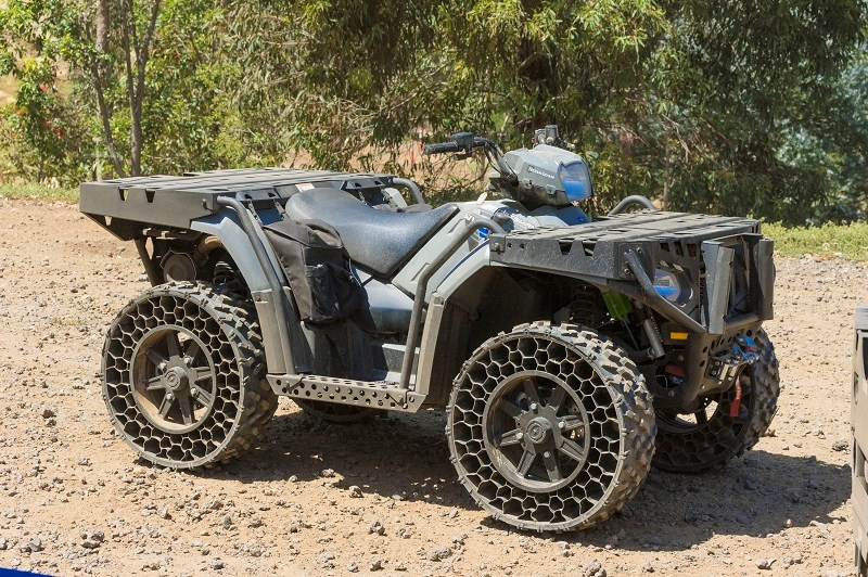 Polaris Sportsman WV850