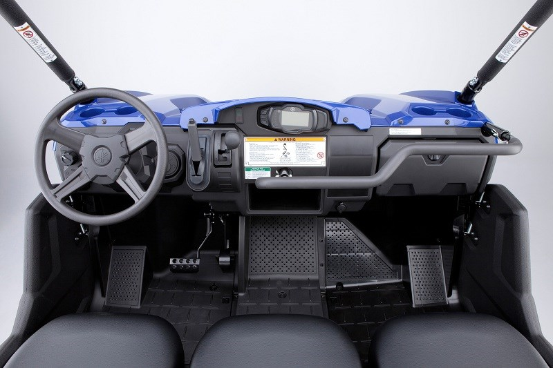 Yamaha Viking ROHV controls