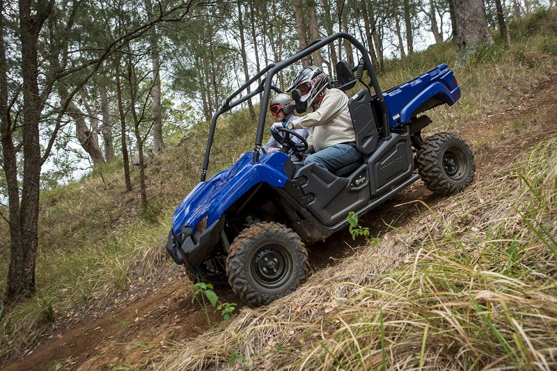 Yamaha Viking ROHV downhill