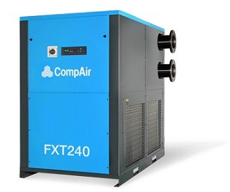 CompAir FXT refrigerant air dryer