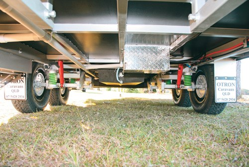 otron caravans signature 3 series suspension