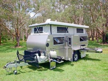 North Coast Campers Topender XLT camper