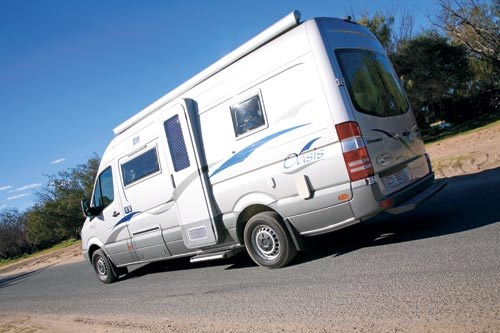 PARADISE OASIS DELUXE MOTORHOME REVIEW