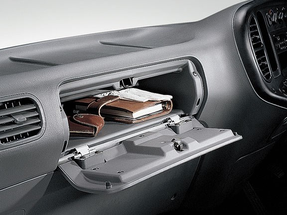 Hyundai HD45 glovebox