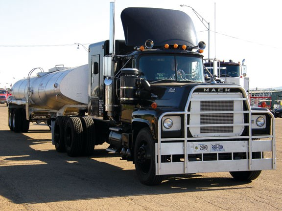 Celebrity Trucks Convoy Truck