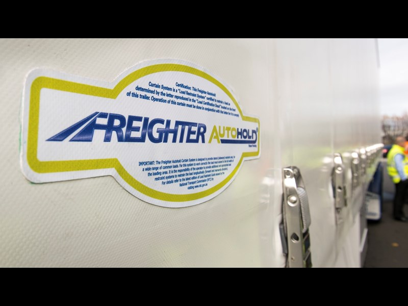 Freighter Autohold logo