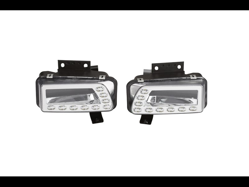 isuzu launches new daytime running light kits