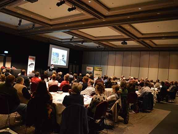 The 2017 TasBus annual conference was well attended
