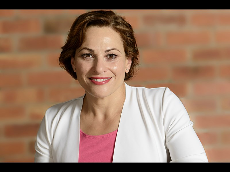 Queensland Deputy Premier and Infrastructure Minister Jackie Trad