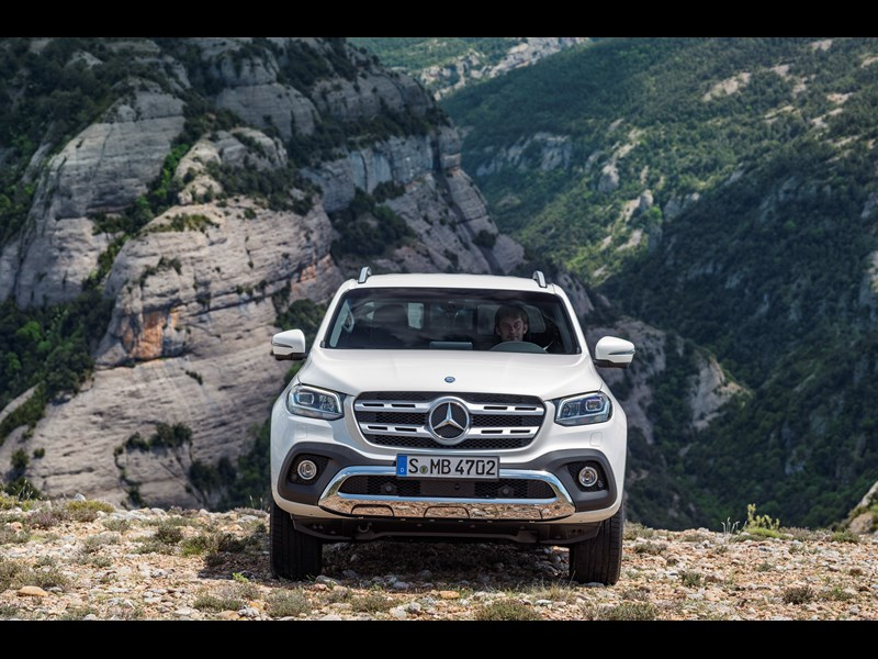 Mercedes-Benz X-Class spruiked as luxury workhorse | News