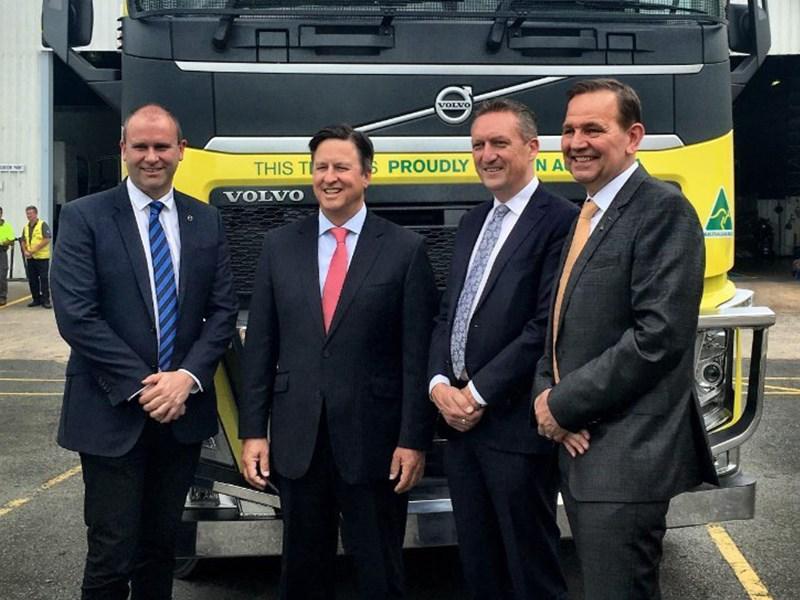 ATA commends Volvo's local manufacturing milestone | News