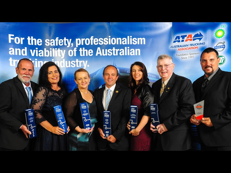 ATA 2015 All winners