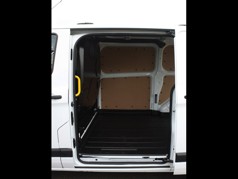 Ford Transit VN Custom van review ATN8
