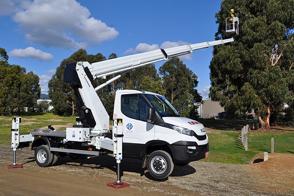 Iveco Cherry Picker Nifty Lift Daily ATN3