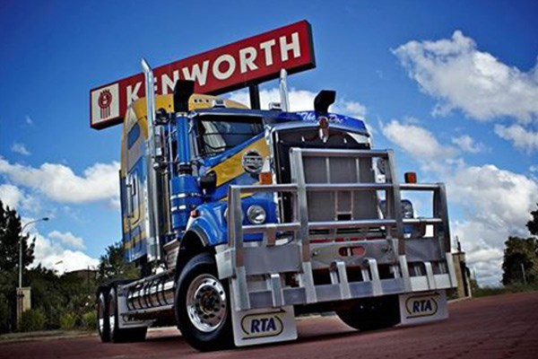 Kenworth Docking Doc Memory ATN3