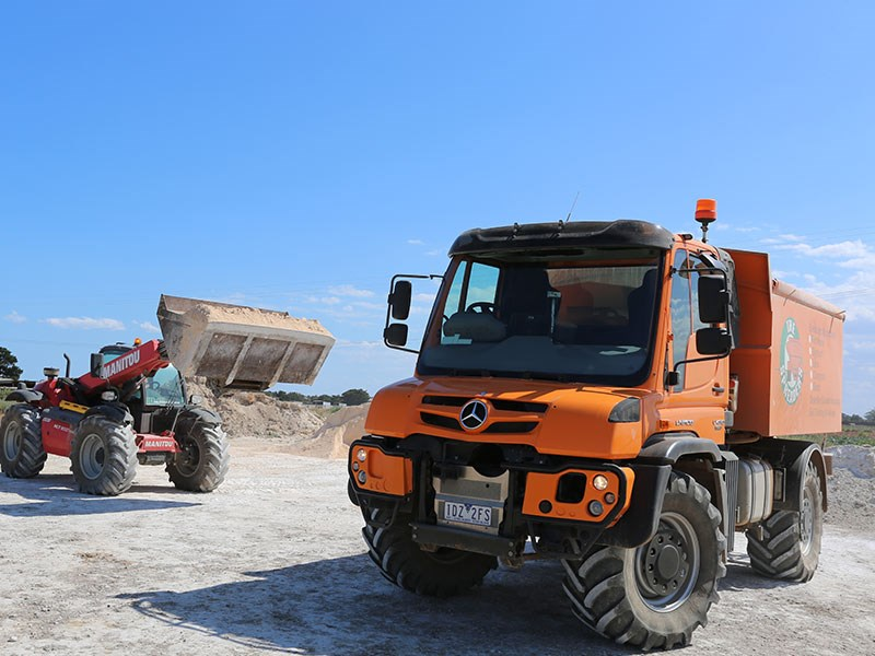 Mercedes Benz Unimog review ATN