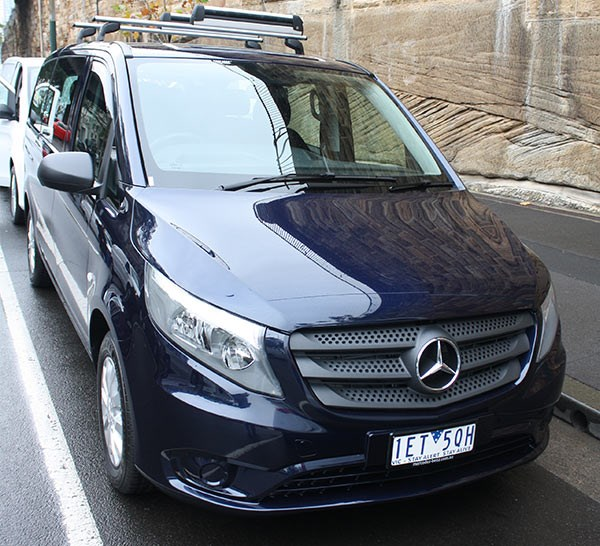 mercedes benz vito van review