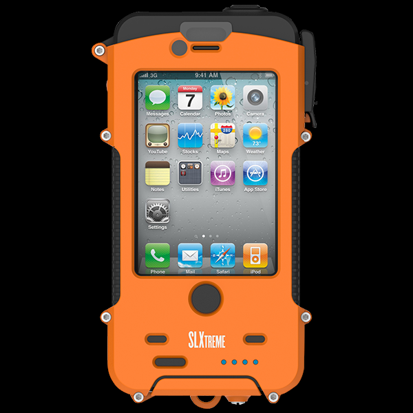 Outdoor iphone case