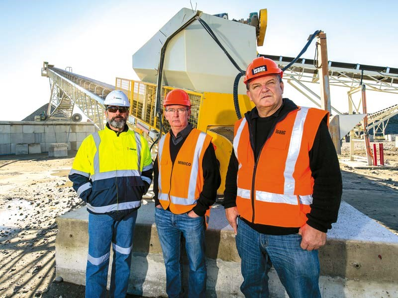 Business feature: Isaac Construction