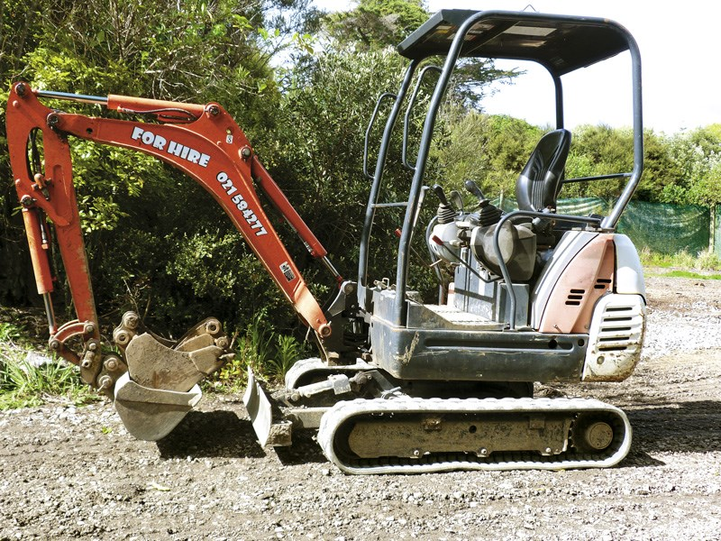 Kubota KX41-3 review