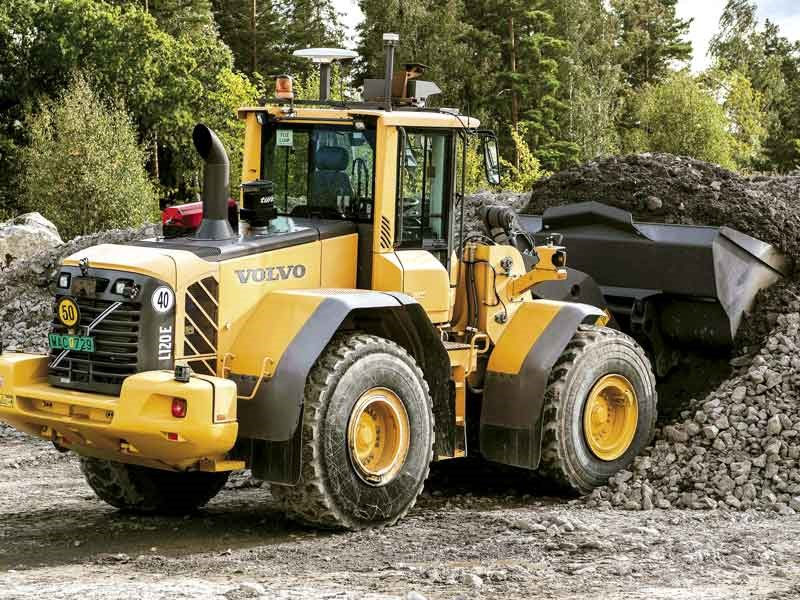 Volvo CE has been working on autonomous machine research for more than a decade