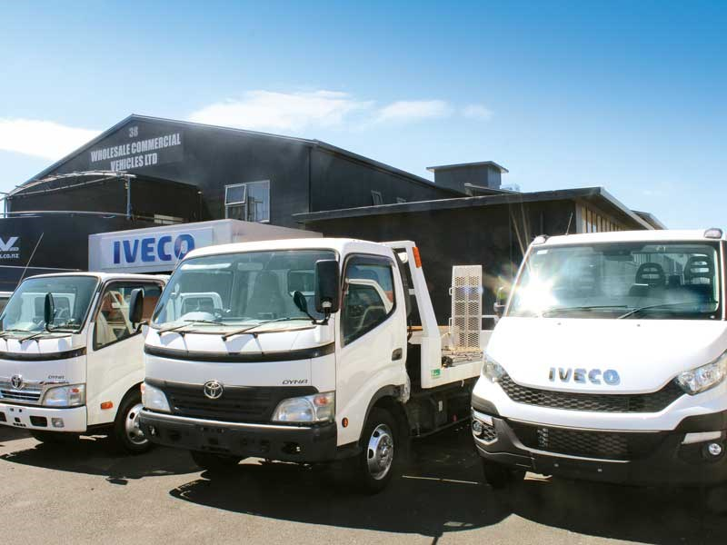 Business profile: Wholesale Commercial Vehicle