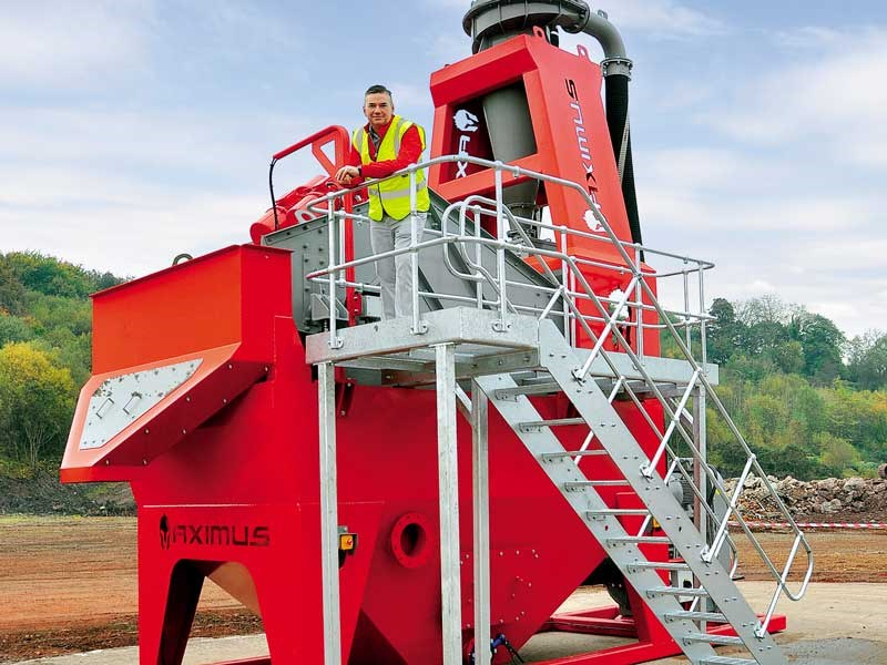 Special feature: Maximus Crushing and Screening Ltd