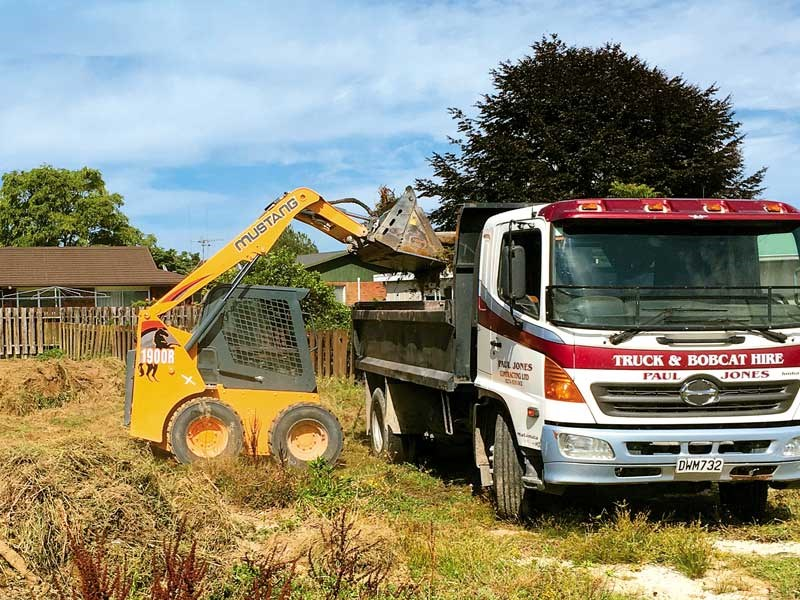 Product Feature: Mustang skidsteer loader