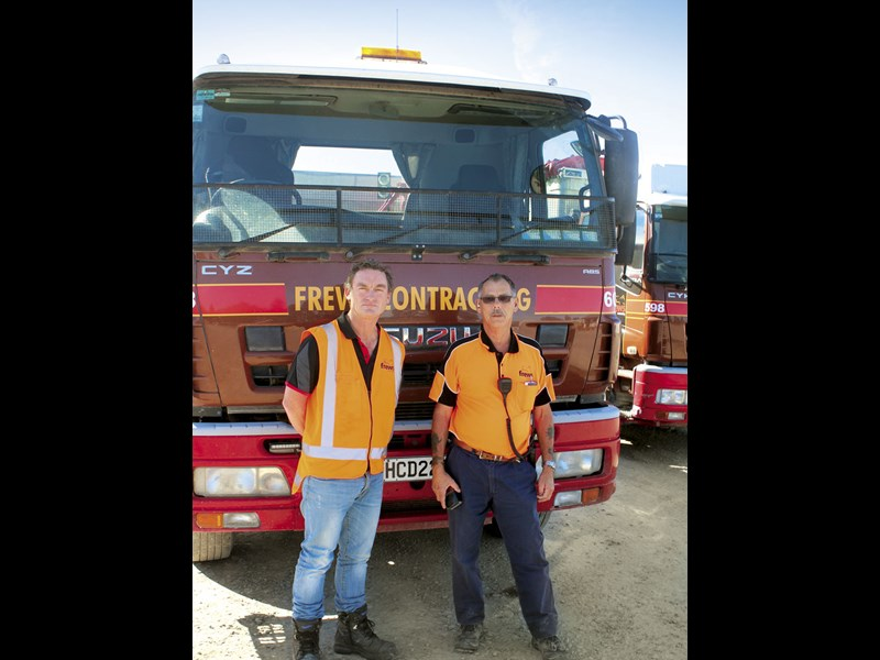 Porter Press Extra: Frews Contracting