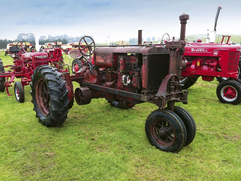 The Hawkes Bay Vintage Machinery Club Expo