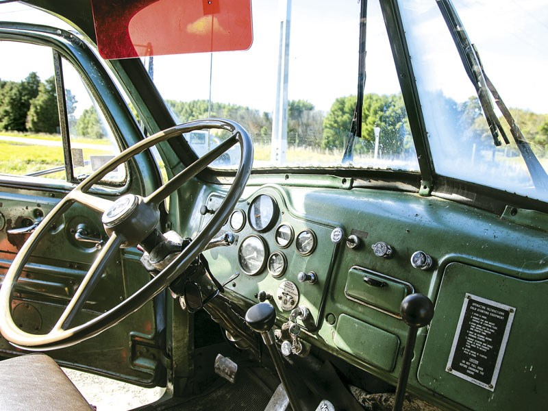 Cover story: 1954 Mack tipper