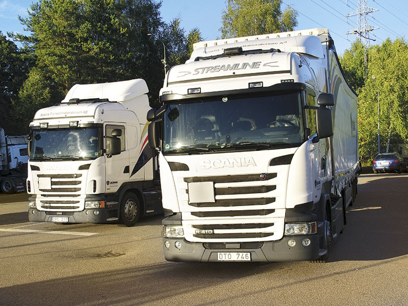 Special feature: Scania platooning