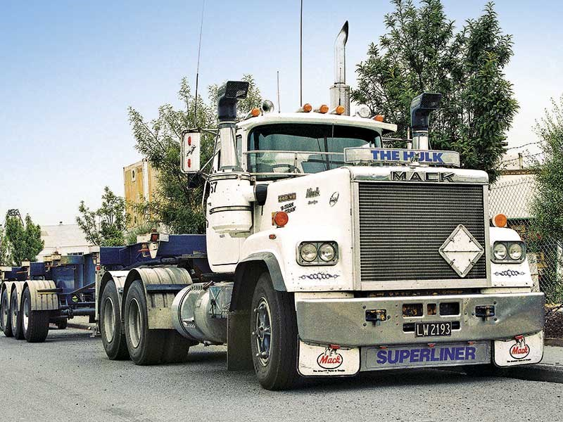 Old School Trucks—Tranzlink Part One