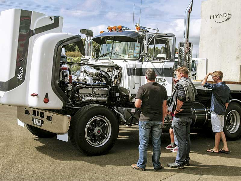 Tui Truck Stop Show and Shine