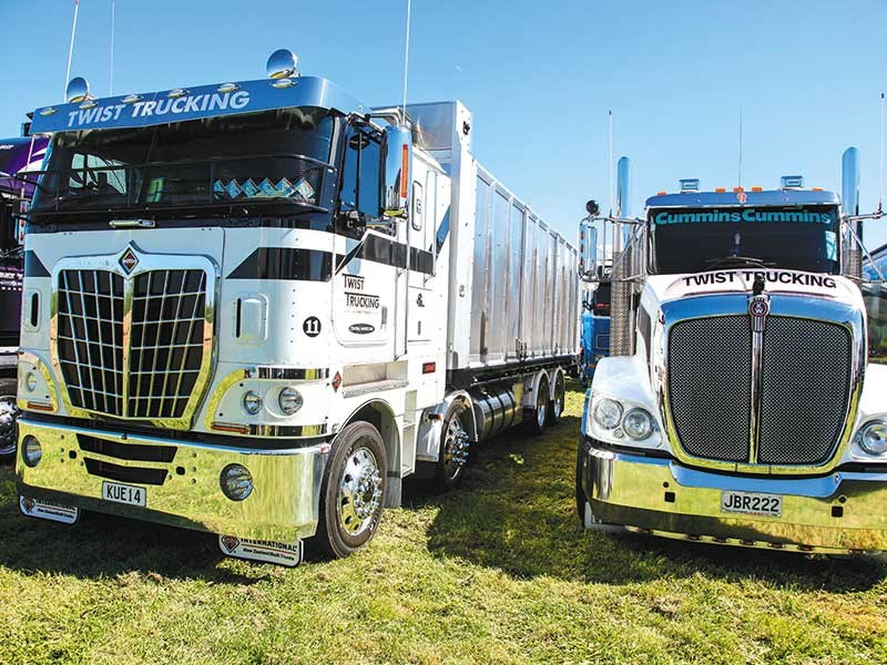 Best International from Twist Trucking