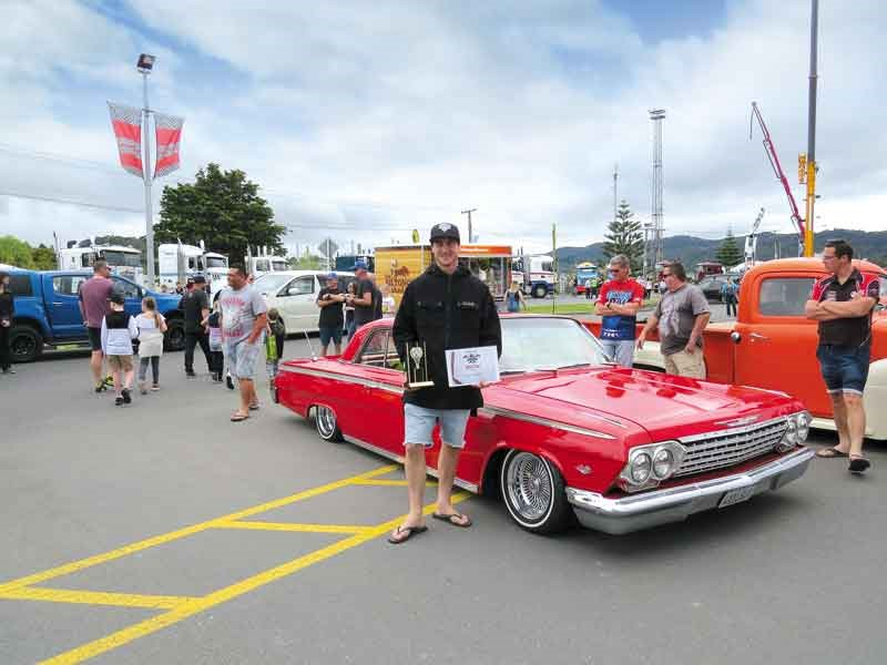 Best Car - Mark Russell Chevrolet Impala