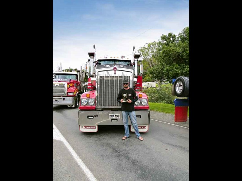 Best Logger - Dane Aysha Kenworth