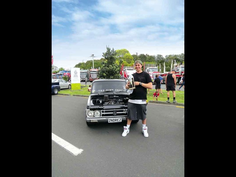 Best Other - Brad from The Tint Shop Mazda Rotary Powered Ute