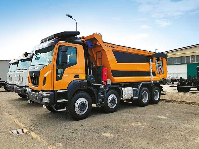 Iveco Astra HHD9