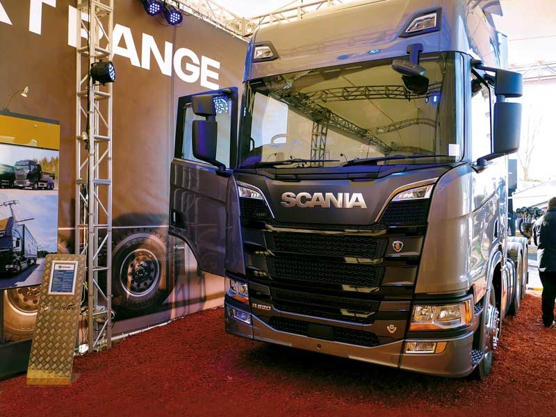 Scania NZ announces it will open for businesss in January 2019