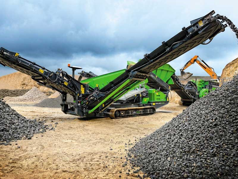 Terex Evoquip adds the new Colt 1000 to thier range