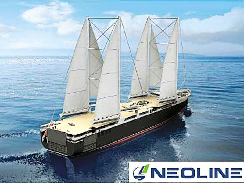Manitou Group supports Neoline maritime project