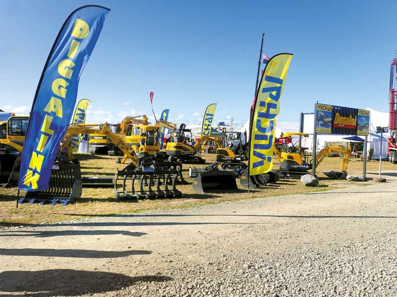 South Island Agricultural Field Days 2019 12