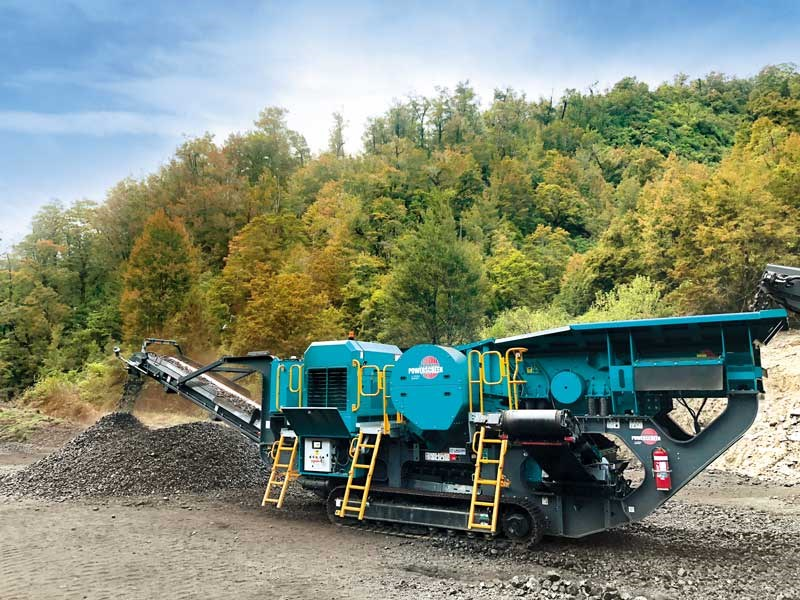 High performance mobile jaw crusher Premiertrak 300