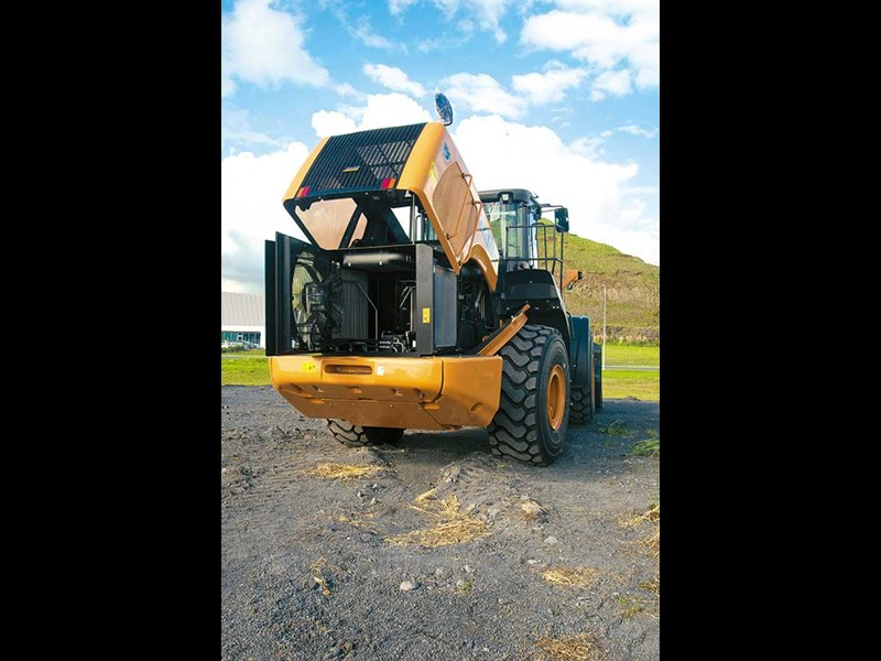 Case 1021F loader review