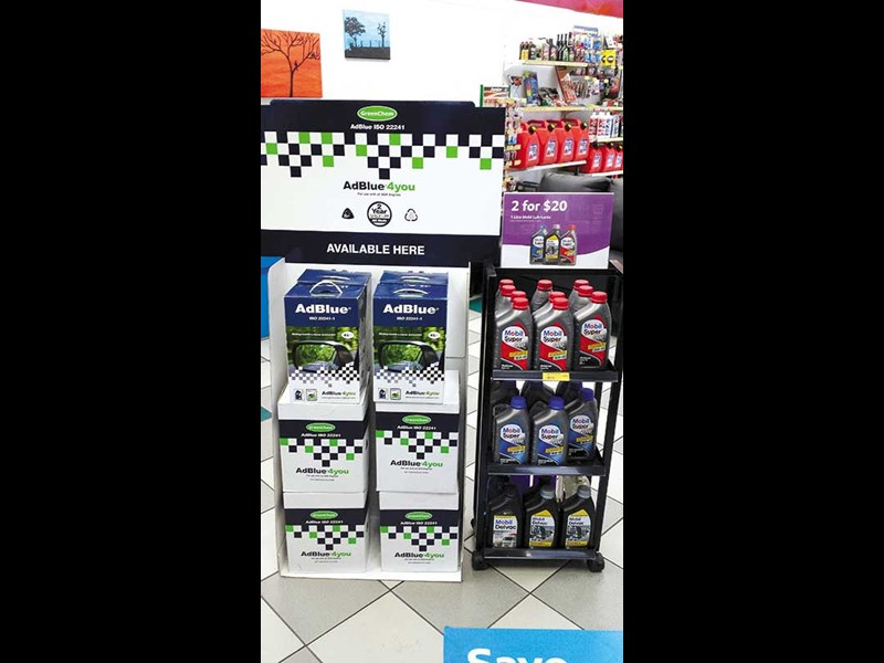 Big boost in NZ AdBlue supply